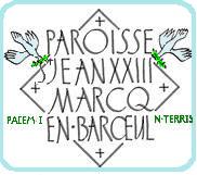 Logo St. Jean XXIII
