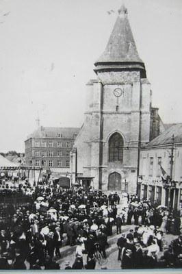 église ST Vincent